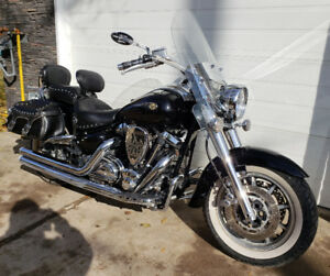 2004 Yamaha Road Star Midnight Silverado