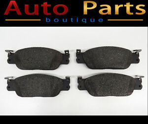 Jaguar Lincoln Ford 2000-2006 OEM Front brake pad set XR813324
