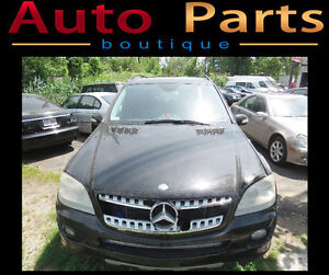 FOR PARTS ONLY Mercedes-Benz ML350 2006 194982KM