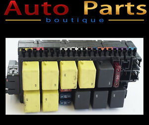Mercedes S500 S430 1998-2006 SAM Module Front Left 0275454432
