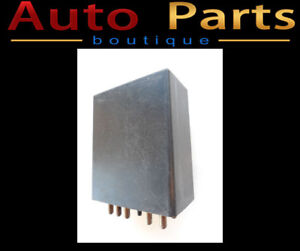 MERCEDES-BENZ 300D 190D 1984-1993 A/C RELAY 0015458005