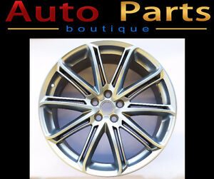 Land Rover Range Rover Alkatec SET OF 4 22 inch mag wheels