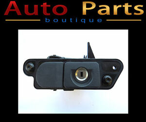 Mercedes-Benz 2000-2002 S Class Trunk Lock Release Press button