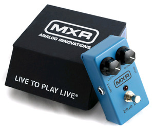 Brand New MXR Blue Box!