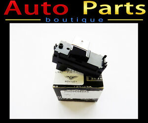 Bentley 11-12 Switch for Electric Window Regulator 3W0959858E
