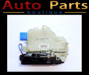 VW Beetle Jetta 2003-2014 OEM Front Left Door Latch  B1837015P