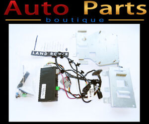 Land Rover LR2 2008-2013 OEM Towing Electrics VPLFT0003