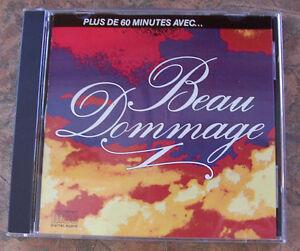 """CD originaux """"BEAU DOMMAGE"""" et """"KENNY G"""" Québec City Québec image 2"""