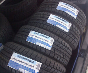 """Brand New 14'' & 15"""" Winter Tires For Sale (Cash & Carry) CALL"""