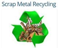 Scrap Metal Collection **FREE**