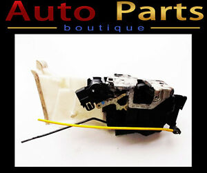 Mercedes E320 1994-2003 Door Lock Assy Front Right 2027204435