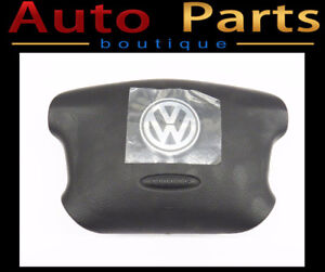 VW Golf Jetta 99-06 OEM Steering Wheel Air Bag 3B0880201BS4EC