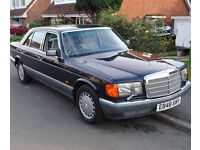 Wanted Any Mercedes W126 - 300 380 420 500 560 SE SEL S Class