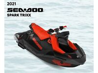 Sea-Doo Trixx 2UP brand new