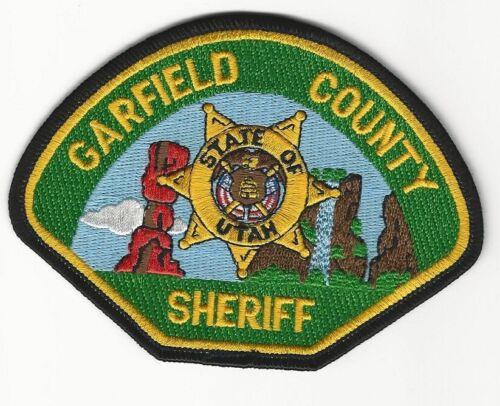 Garfield County Sheriff State Utah UT Scenic