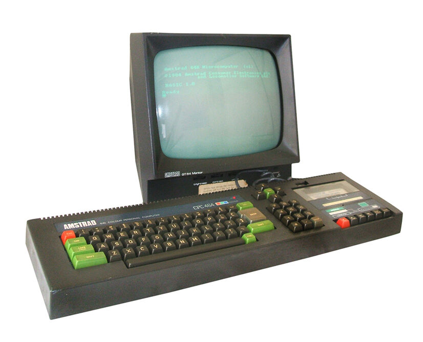 Amstrad CPC-6128 review - Engadget
