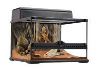 45x45x30 exoterra reptile cage