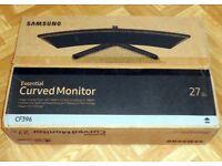 Samsung Curved Monitor C27F396FHU