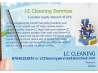 LC Cleaning services