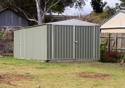 Single bay colorbond shed Toowoomba 4350 Toowoomba City Preview