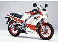 Yamaha TZR 125-READ THE AD !