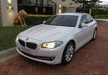 2011 BMW 520d 8 months rego low k's  RWC WARRANTY diesel auto Hollywell Gold Coast North Preview