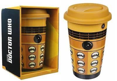 Tazza da viaggio in ceramica Doctor Who Dalek Travel Mug 15 cm Pyramid