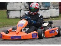 Pro Kart Extreme (twin 200 engines) Go Kart