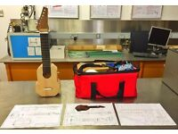 Build a Guitar, Speaker and Amplifier