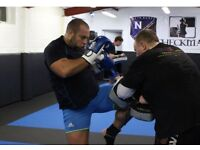 Kickboxing / Muay Thai Classes in Southall / Hayes
