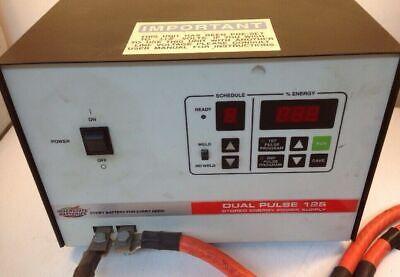 Miyachi Unitek 125dp Resistance Spot Welder Power 88f Weld Head Battery Welding