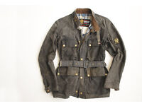 Barbour or Belstaff motorcycle jacket (wanted)