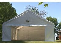 6x8 m Luxury Waterproof Marquee inc Flooring- Excellent Condition - Only Used Once - £1300 New