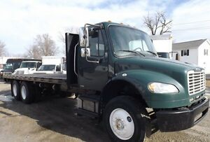 Flatbed Truck - Lease or Finance from $625/mo*