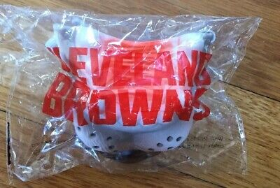 Dog Nose Mask (Cleveland Browns Dawg Pound Dog Nose Snout Mask PROMO - NEW In)