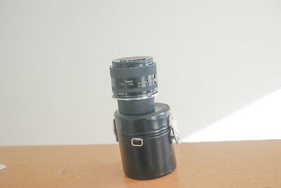 Tamron 24mm F2.5 lens for Nikon Film and Nikon digital SLR cameras