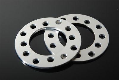 5mm Wheel Spacers Adapters 4x114.3 4x100 4x108 Acura TL CL DC2 DC1 EK EG EF