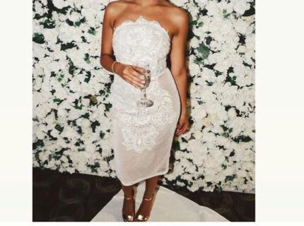 Dollhouse Engagement Dress