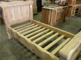 Single flintstones bed