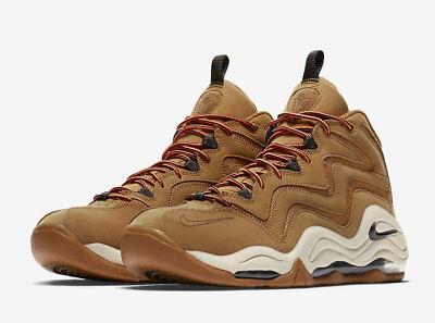 Nike Air Pippen 1 Wheat  sz 10  retro scottie pippen basketball shoes