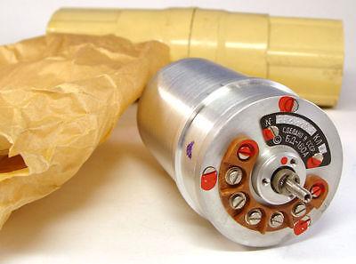 1x Selsyn Bd-160a Soviet Motor 110v Ussr 400 Hz Generator Nos 508