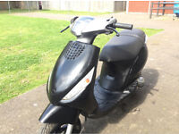 Piaggio zip 70cc reg as 50cc moped scooter vespa honda piaggio yamaha gilera