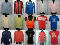 Wholesale & Job Lots 78 Pieces of Assorted Sports Clothing all Brand New