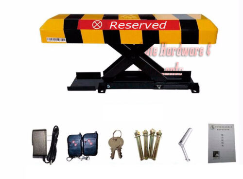 NSEE AS-BW-01 Automatic Remote Controlled Parking Barrier & Lock Access Control