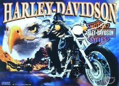 HARLEY DAVIDSON 3RD GEN. Pinball LED Lighting Kit custom SUPER BRIGHT KIT