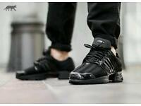 Adidas Clima Cool Black Size 8 UK NEW Boxed Summer Clima Cool Running Trainers Boots not Nike Puma