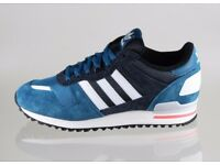 Addidas ZX700 (D65644) Trainers - Unisex - UK Size 6, Absolutely Like New! Classic, RARE Collectors