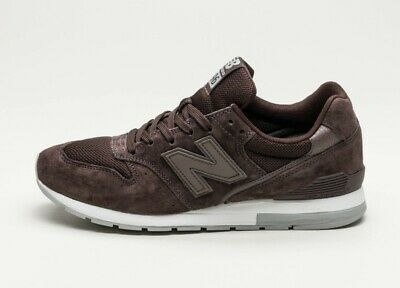 Authentic New Balance 996 MRL996LM ® ( Men Size UK 7 EUR 40.5 ) Brown/White 🔥🔥