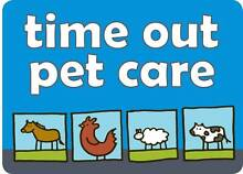 Time Out Pet Care  - Yass and Murrumbateman Yass Yass Valley Preview