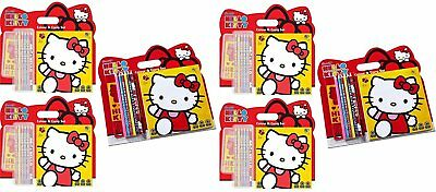 Hello Kitty Colour and Carry Set (6 Sets)